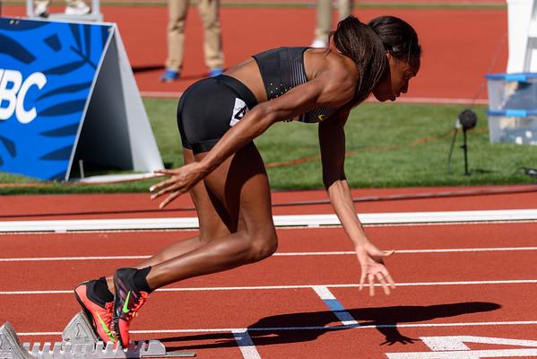 Start, 400 meters final