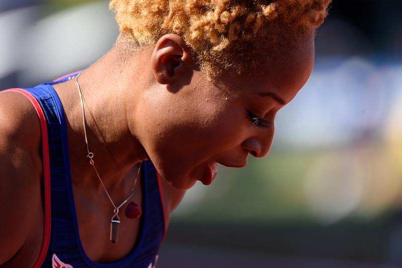 Natasha Hastings,  400 finals