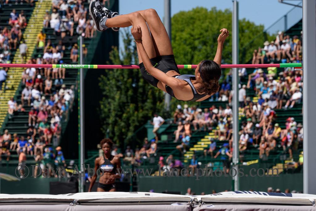 Vashti Cunningham soars