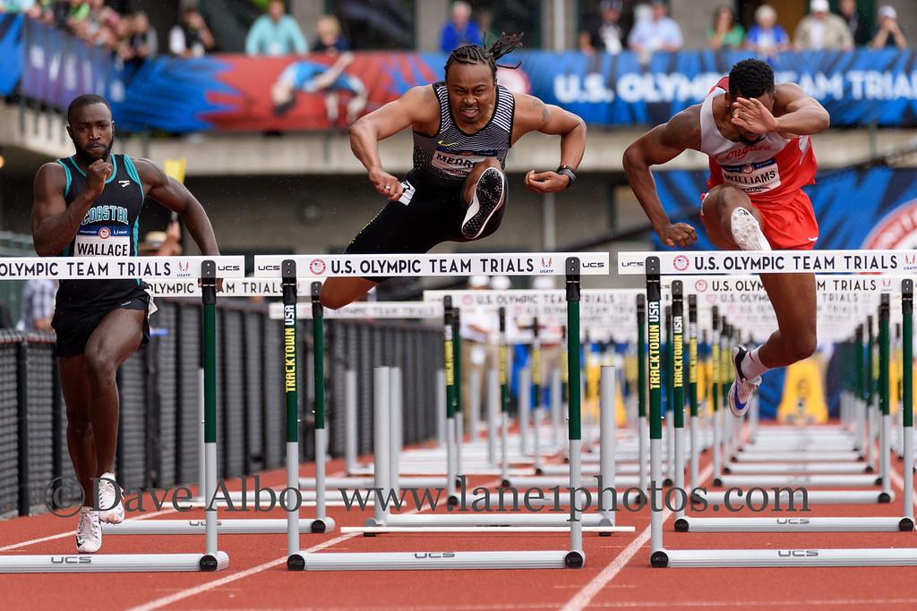110 hurdles rounds