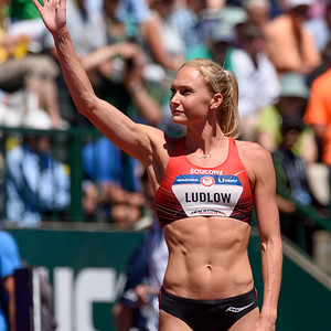 800 meter semi finals, women