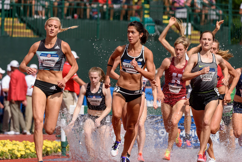 Steeplechase prelims
