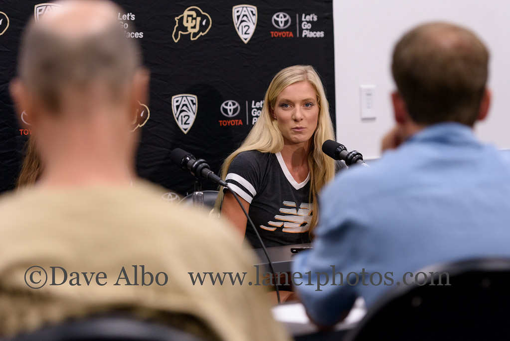Coburn Simpson Press Conference