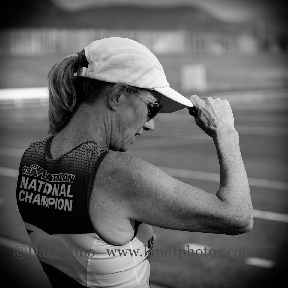 Valerie Eipper National Duathlon Champion