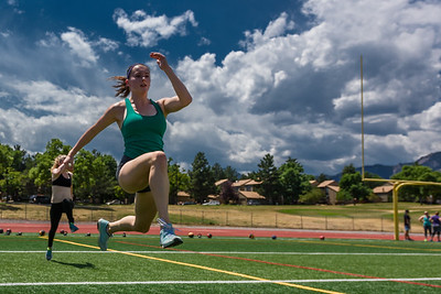 Sarah soars
