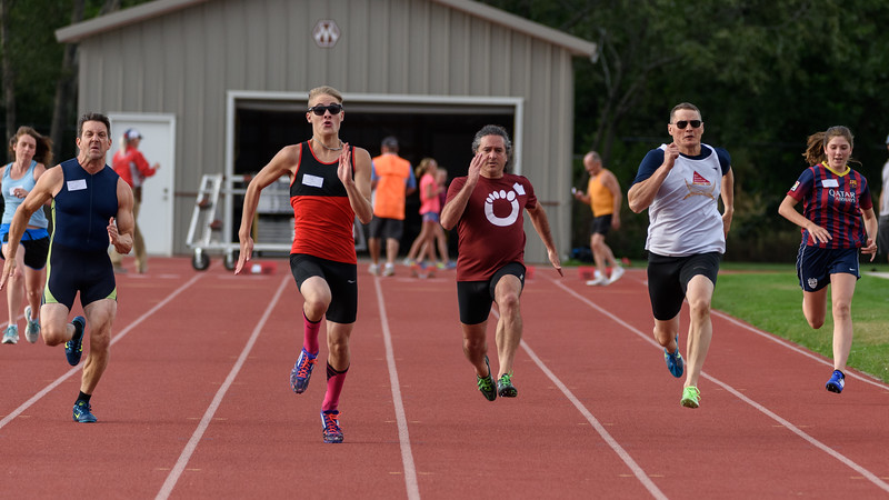 Boulder Roadrunners track meet, 19 August
