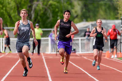 St Vrain Invitational Track Meet