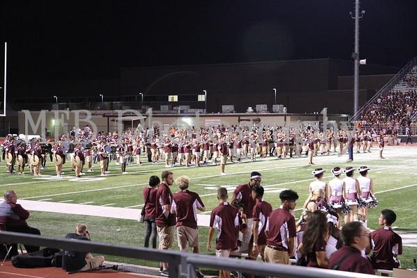 RHS vs Lewisville 8/26/2016