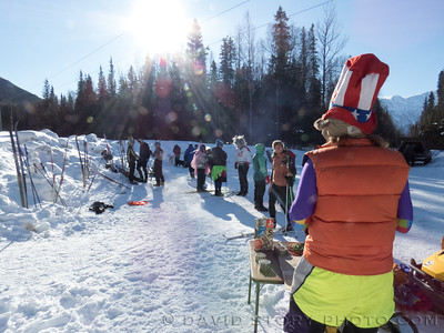 2017 03 04: Dry Creek Ski Race.
