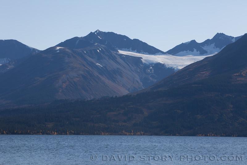 2017 09 30: Upper Russian Lake, AK.