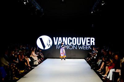 Vancouver Fashion Week 2017 September