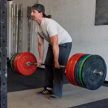 Michael, 455 lb DL