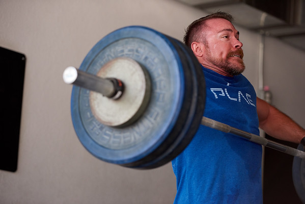 Barbell Strategy workout