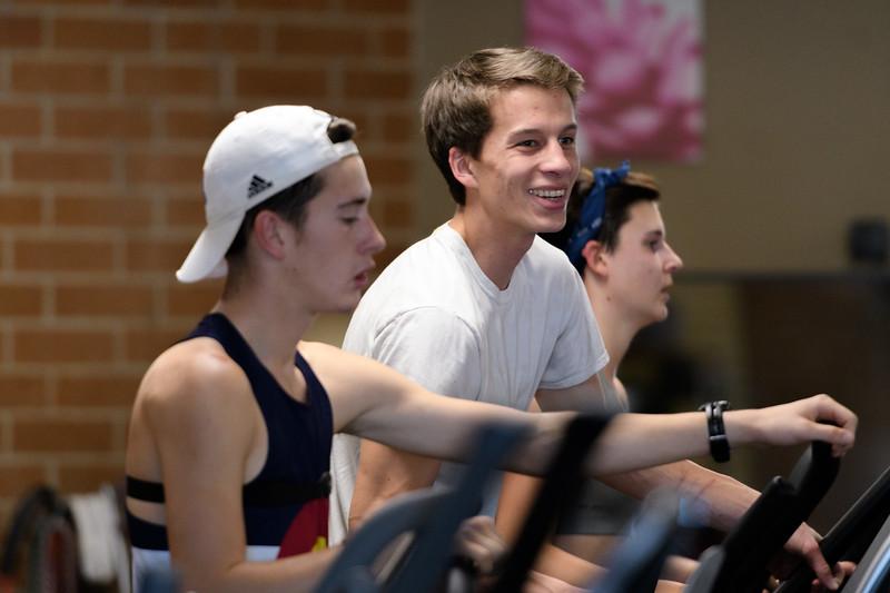 Cardio, Catalyst Workout Dec 18