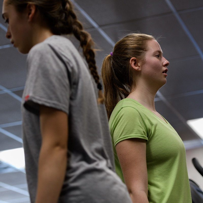 Back to back, Catalyst Workout Dec 18