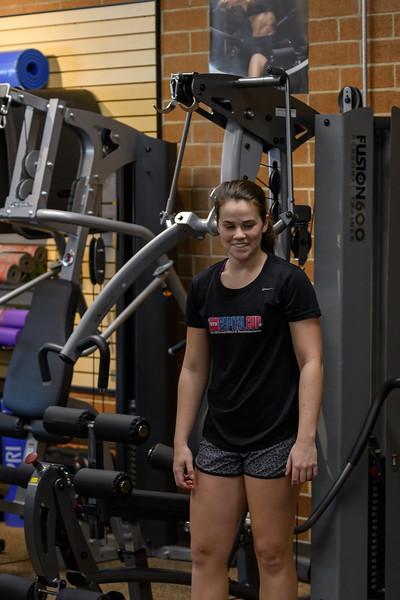 Kira, catalyst Workout Dec 18