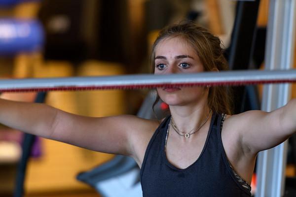 Ella, catalyst Workout Dec 18