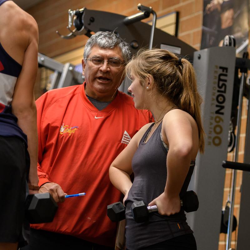 Coach Ric Rojas, Catalyst Workout Dec 18