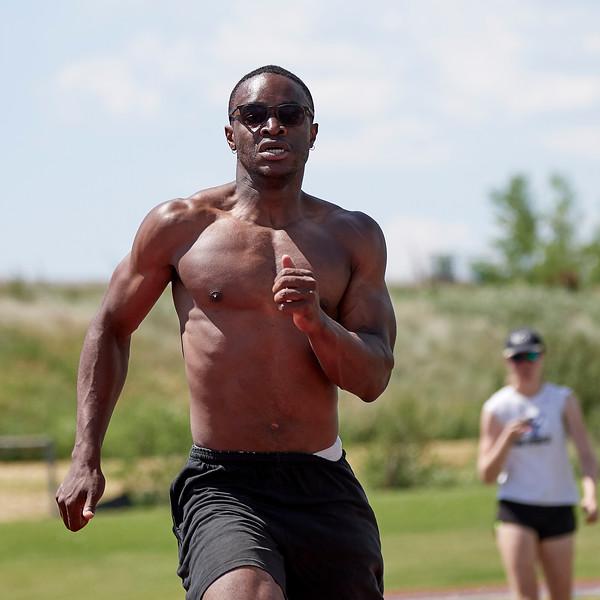 200 meter time trial