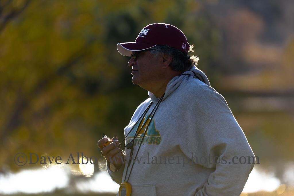 Coach RIc Rojas