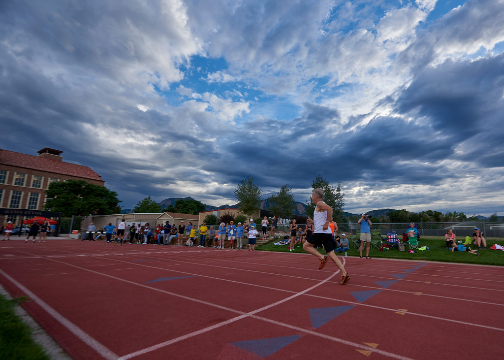 Boulder Roadrunners All Comers Track Meet