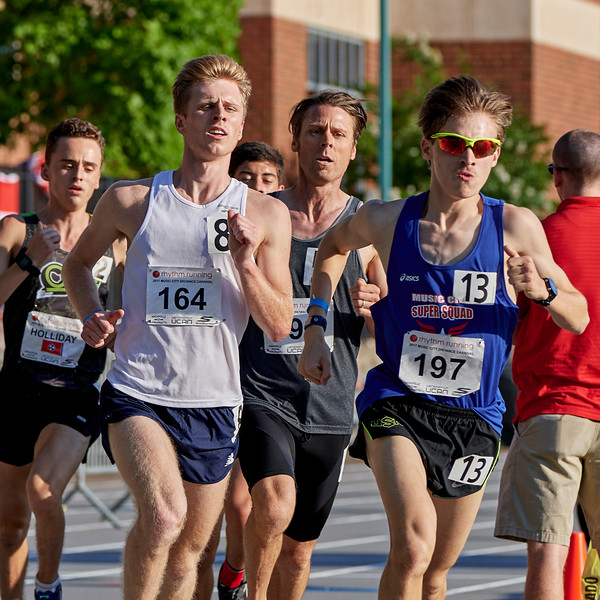 One Mile Race