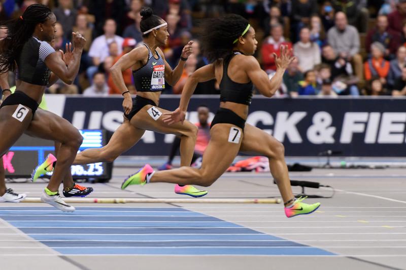 60 meters women
