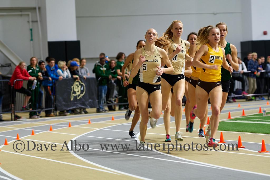 Indoor Track Meet