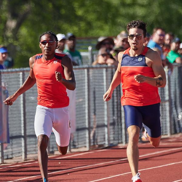 Elite 400 meters