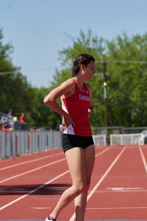 Hannah, 400 meters