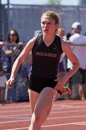 Lily, 400 meters