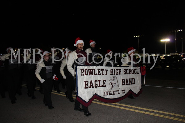 Dec. 8 Rowlett Parade