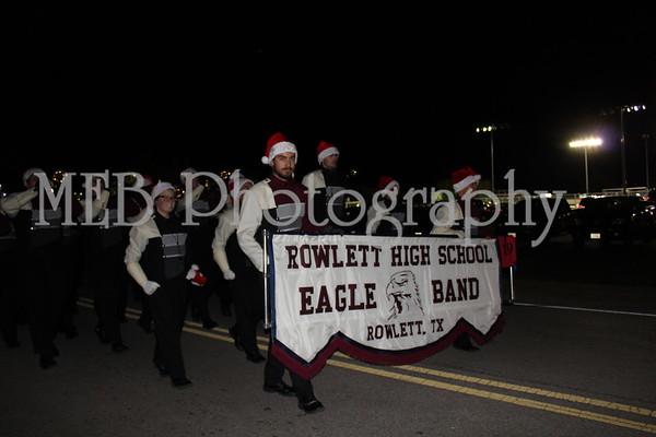 Dec. 8 Rowlett Parade