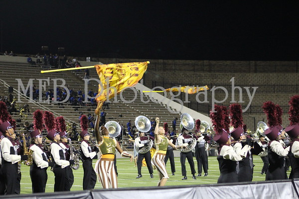 Oct. 9th-Band Fest