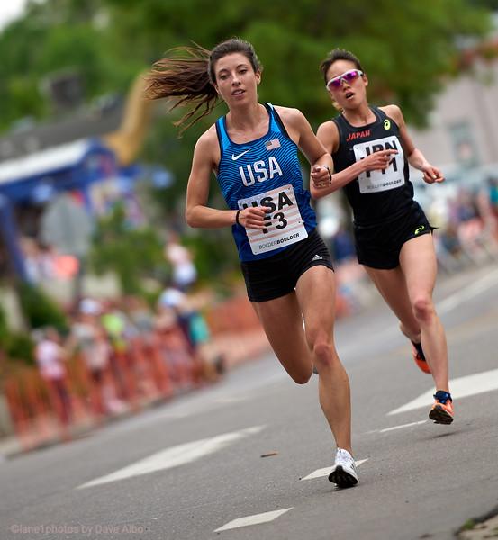 Bolder Boulder Professional Race