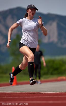 150 meter time trial