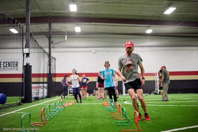 RISE pre race workout