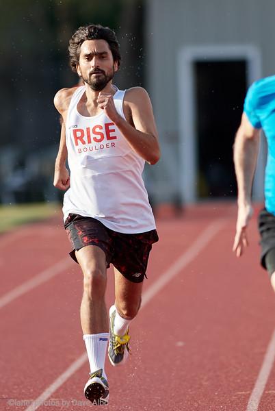 Jess Rojas 100 meters