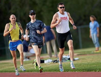 Jim Gilbert, 1500 meters
