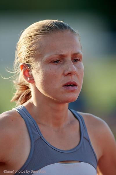 800 meters, pre race