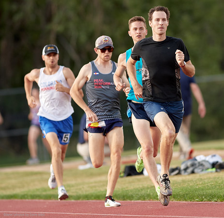 1500 meters one lap in