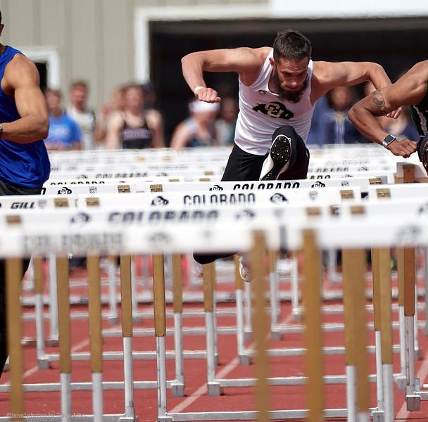 110 meter hurdles