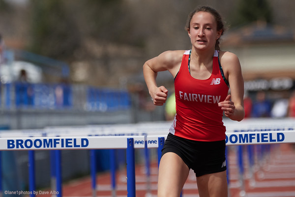 Fairview Invitational Track Meet