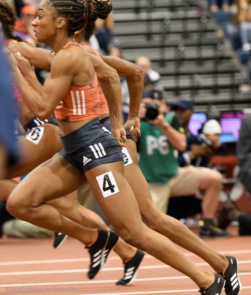 60 meter hurdles finals