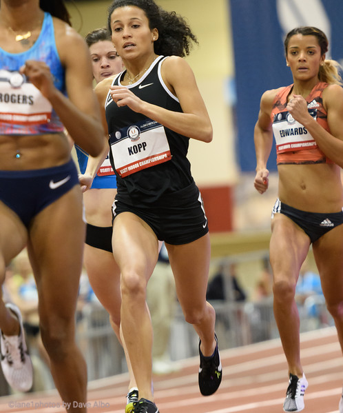 USATF Indoor National Track and Field Championships 2017, Albuquerque, New Mexico