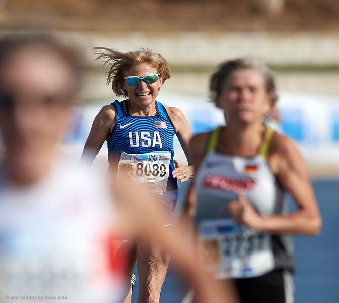 1500 meter finals