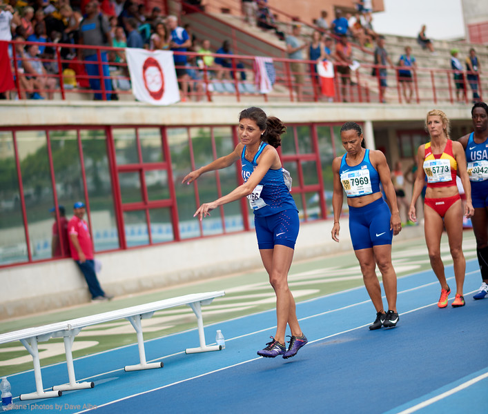 400 meter finals