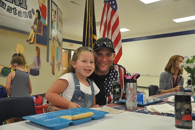 Maxey First Responders and Veterans Lunch