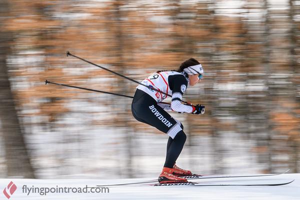Bowdoin Skiing
