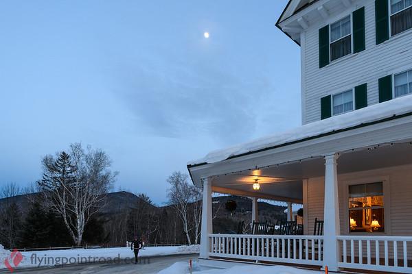 Pre Race Eagle Mountain House